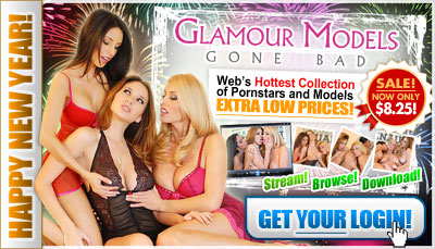 Jessica Lynn at Glamour Models Gone Bad